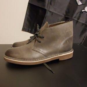 Clark's mens boots